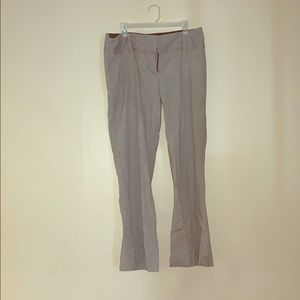 Maurices Size 13/14 Brown Slacks Pants